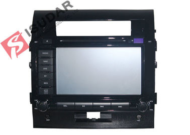 5 Inch Display Screen DVD GPS Navigation For Toyota Toyota Land Cruiser Dvd Player Wince System