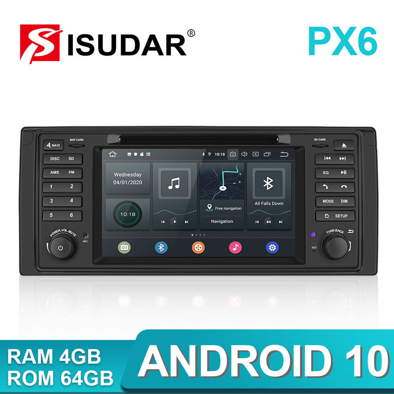 2 Din Android Car Radio E39/X5/E53 DVD GPS Navigation For BMW